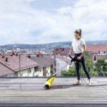 Kärcher PCL4 : notre avis et impressions sur ce nettoyeur de terrasse mécanique