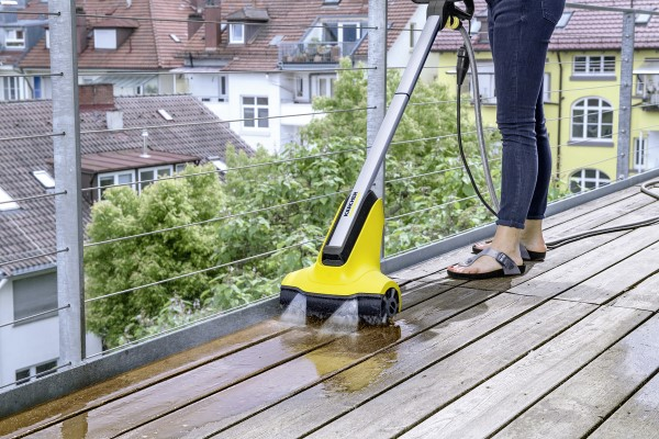 On a testé le PCL 4 de Karcher